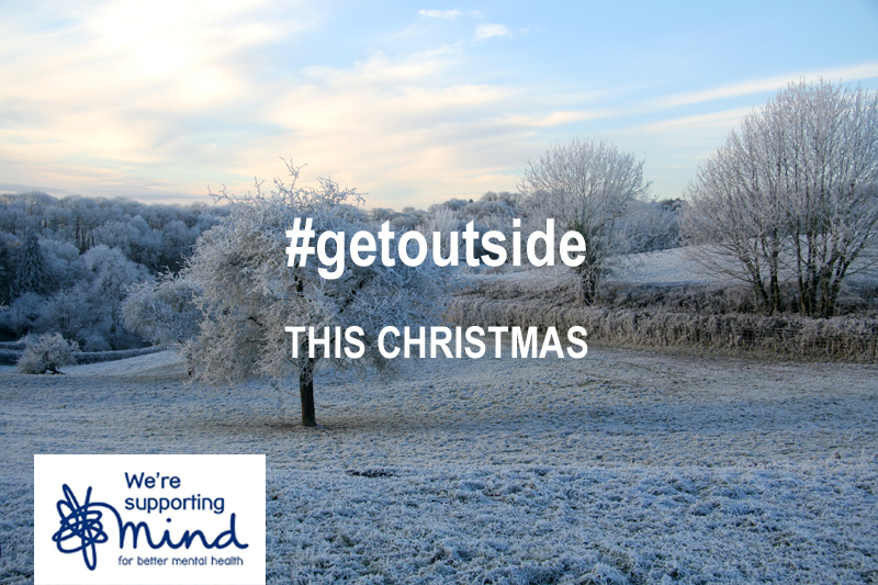 Top tips to get outside more this Christmas